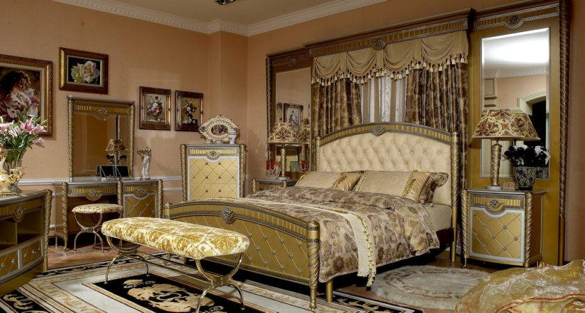 Classic Bedroom Victorian Furniture