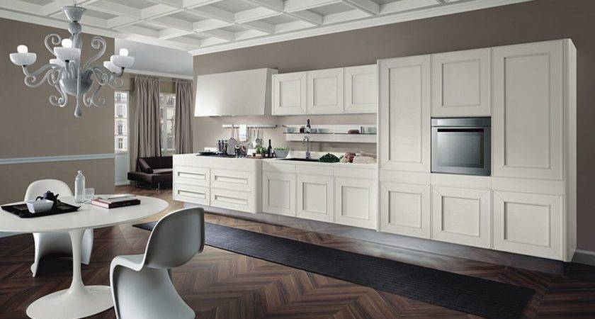 Classic Contemporary Kitchen Design Home Inspiration