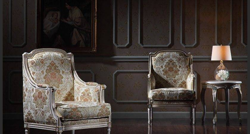 Classic Italian Furniture Luxury Palace
