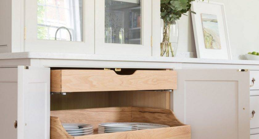 Clever Kitchen Designs Save Some Precious Space