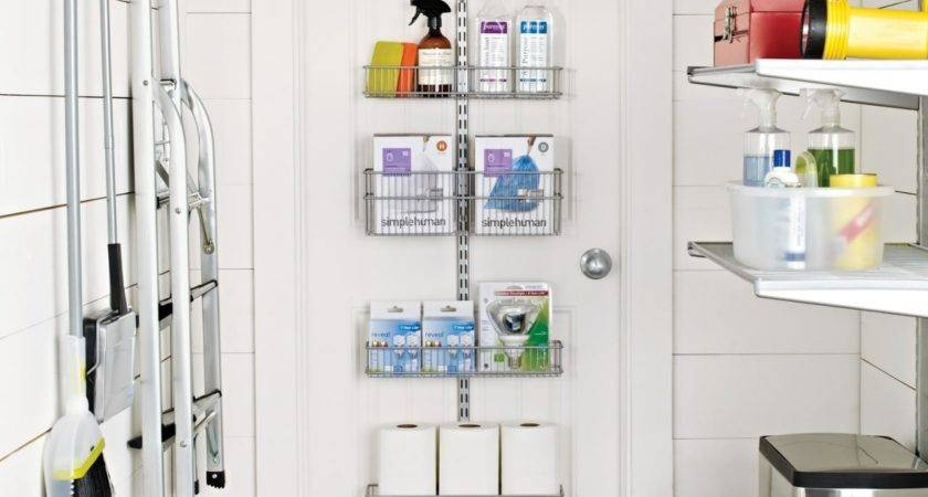 Clever Storage Ideas Your Tiny Laundry Room Hgtv