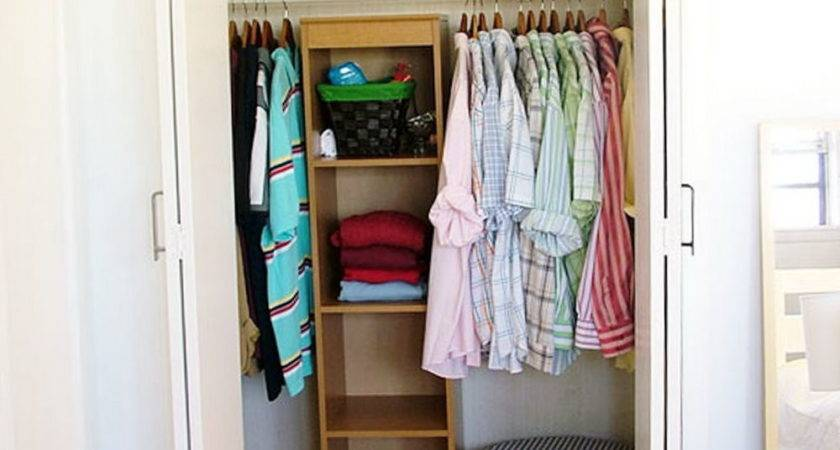Closet Door Solutions Small Spaces Home Design Ideas