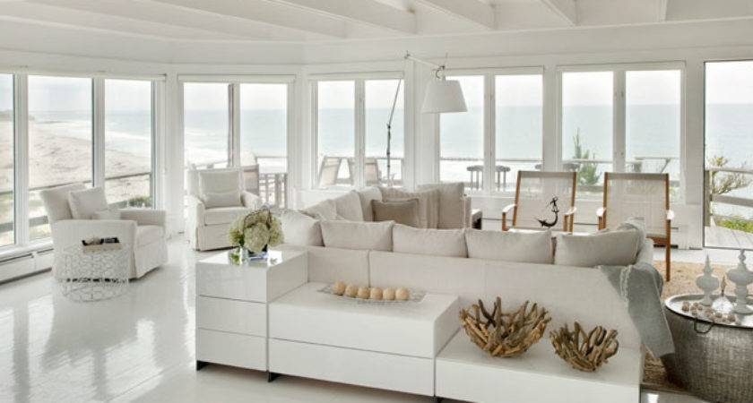 Coastal Style Decorating Guide Part Floors Wall