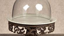 Collection Gracious Goods Cake Pedestal Dome Plate