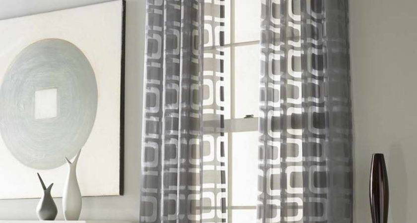 Color Curtains Grey Walls