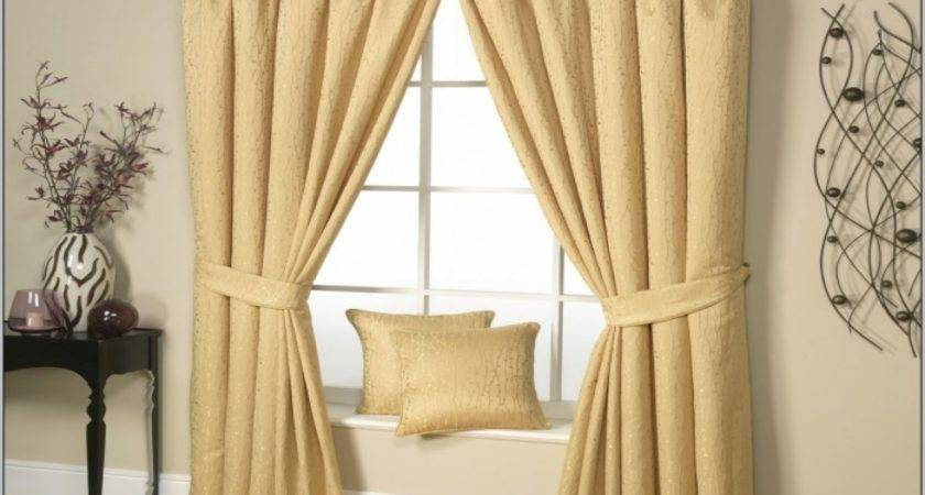 Color Curtains Light Yellow Walls Draperies