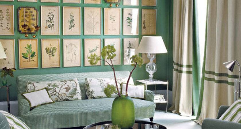 Color Scheme Mint Green Grey Eclectic Living Home