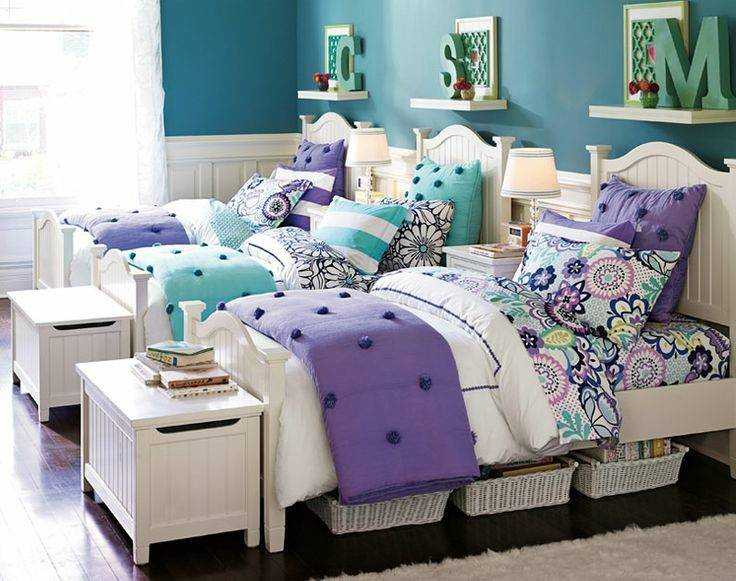 Color Schemes Teenage Girls Bedroom Trendyoutlook Barb Homes