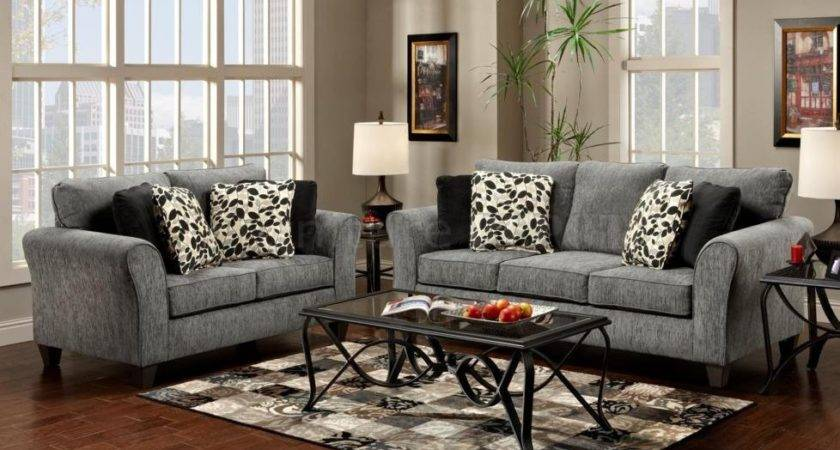Color Your Living Room Awe Couch Loveseat Set