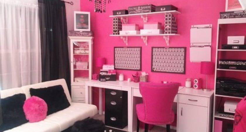 Colors Well Pink Interior Design