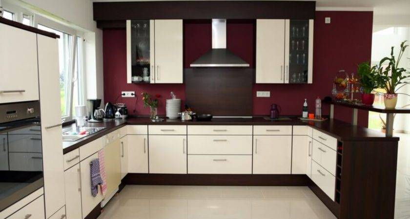 Colour Combination Kitchen Cabinets Stunning
