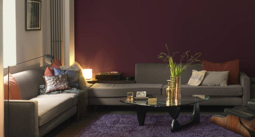 Colour Create Cosy Living Room Dulux