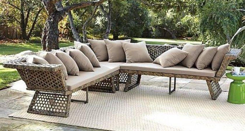 Comfortable Stylish Outdoor Furniture Set