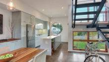 Compact Visually Uncluttered Home Seattle