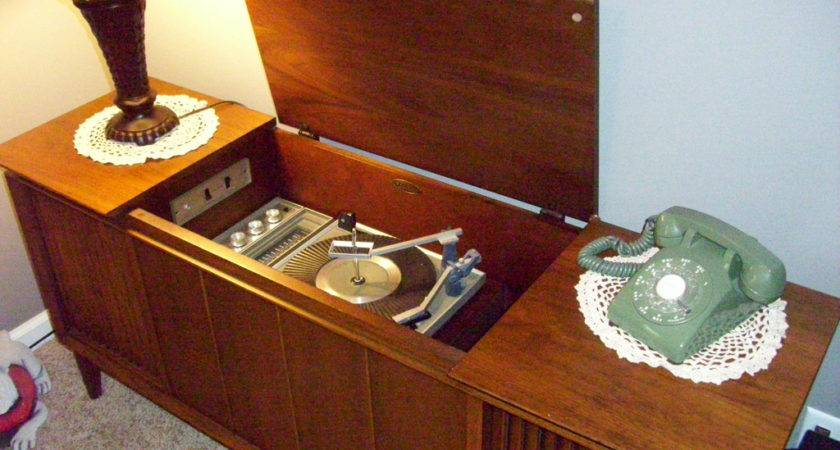 Console Stereo Silvertone Ricky Turner Flickr