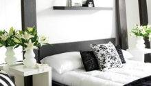 Contemporary Bedroom Interior Design Ideas Black White