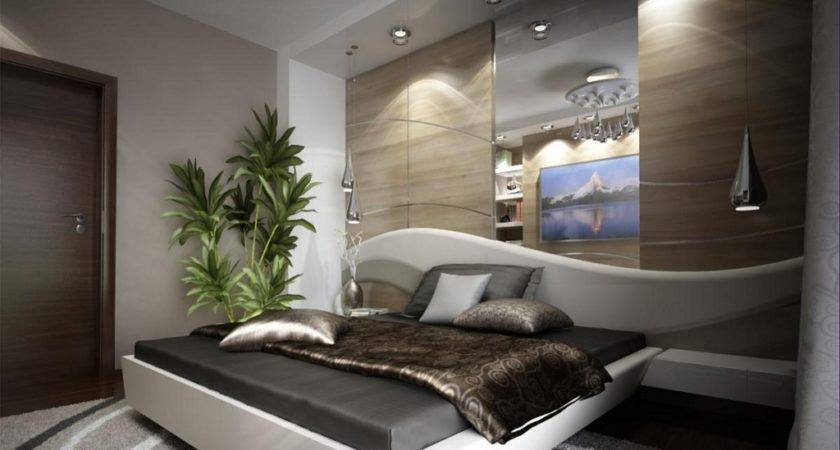 Contemporary Bedroom Interior Design Ideas