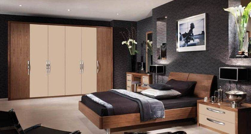 Contemporary Fitted Bedrooms Stylish Modern Wardrobes
