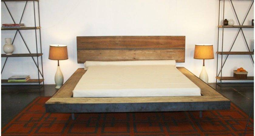 Contemporary Headboard Shelf Ideas Modern Storage