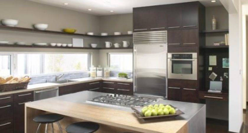 Contemporary Kitchen Lighting Brucall