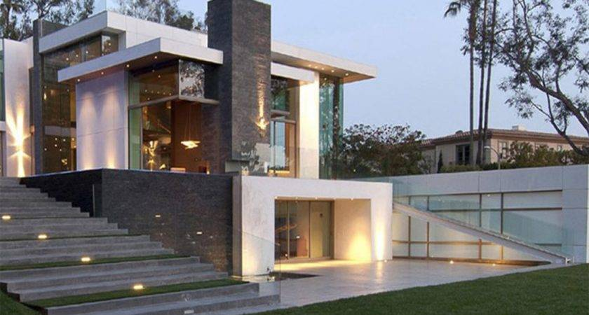 Contemporary Modern Bungalow House Designs