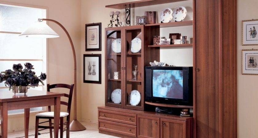 Contemporary Wall Units All