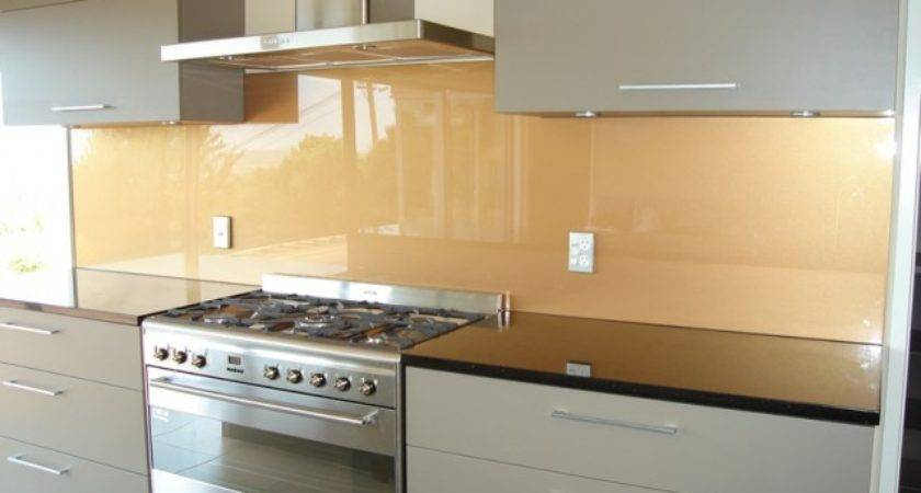 Contemporary Wood Kitchens Kitchen Splashback Tiles Glass