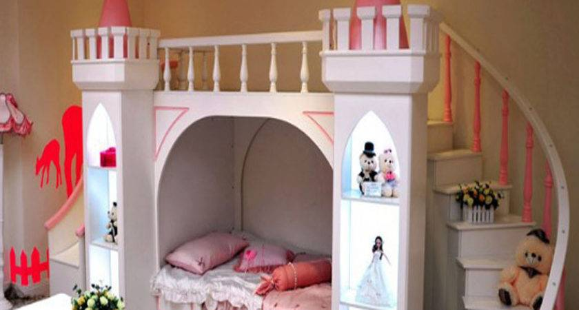 Continental Pure Pine Wood Bunk Beds Children Bed Castle