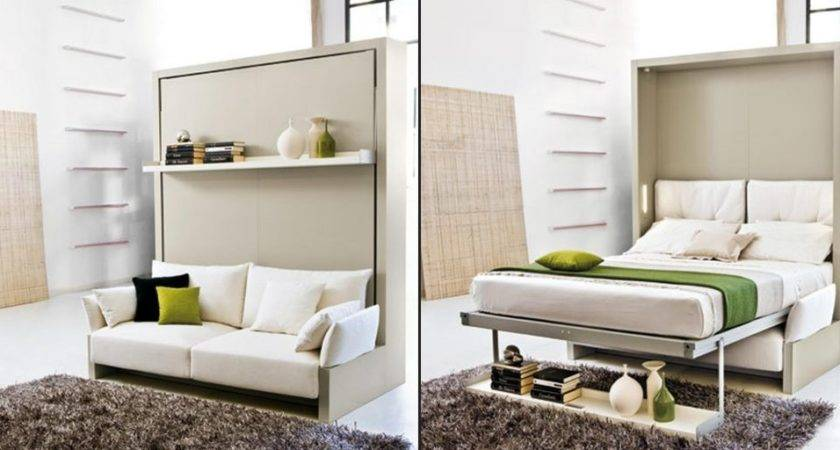 Convertible Furniture Small Spaces High Quality
