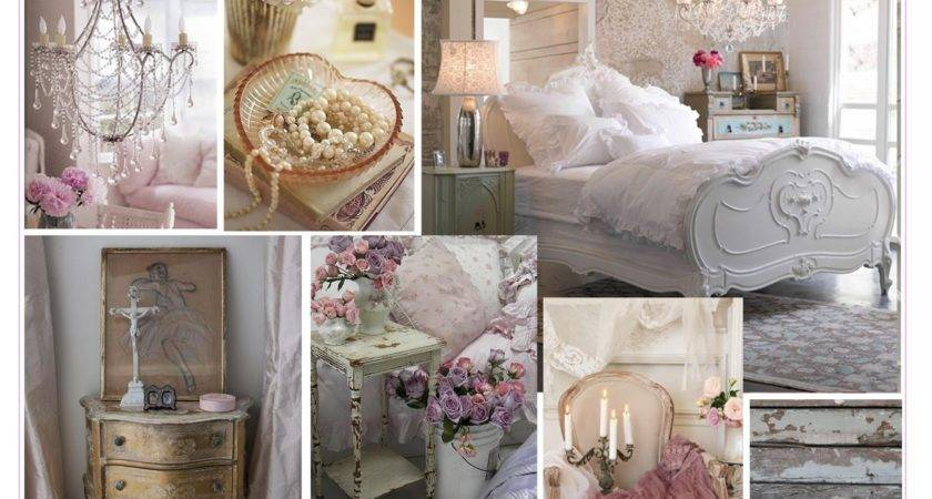 Cool French Shabby Chic Decor Decorating Idea Inexpensive
