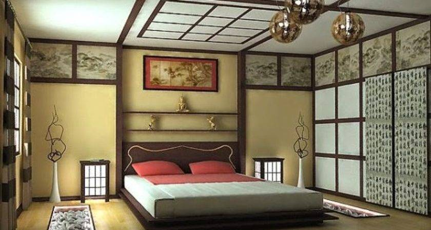 Cool Interior Design Japanese Style Bedroom Rbservis