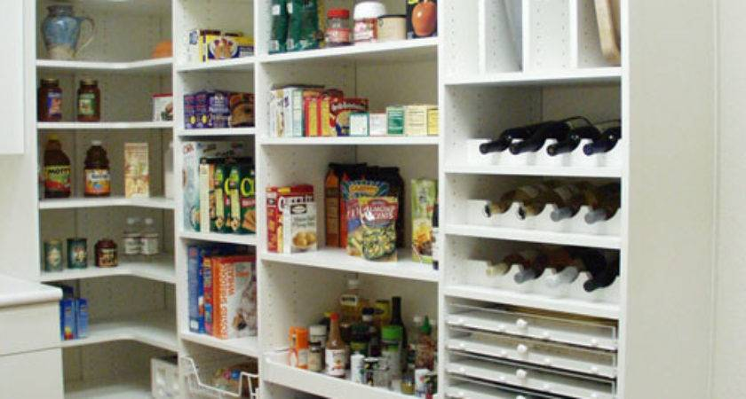 Cool Kitchen Pantry Design Ideas Modern House Plans