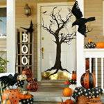 Cool Outdoor Halloween Decorations Ideas