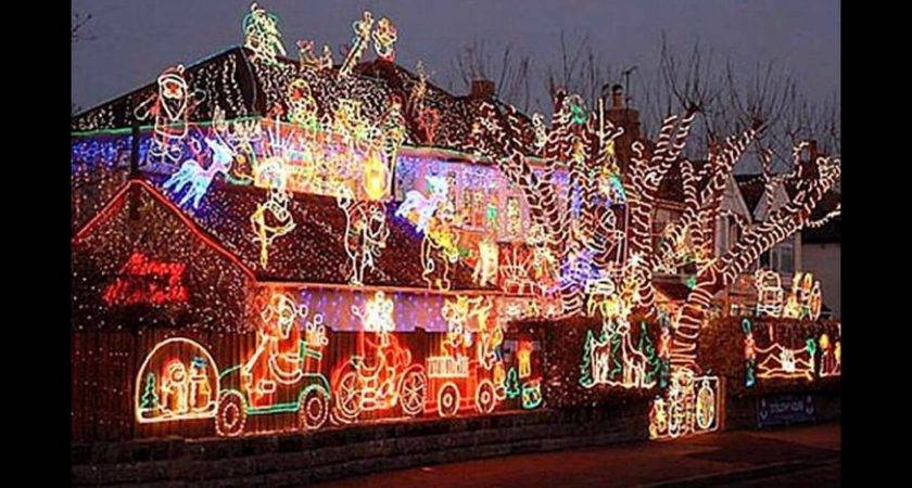 Cool Outside Christmas Decorating Ideas Youtube