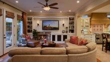 Cool Red Sectional Sofa Recliner Decorating Ideas