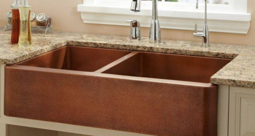 Copper Kitchen Sink Ideas Quicua