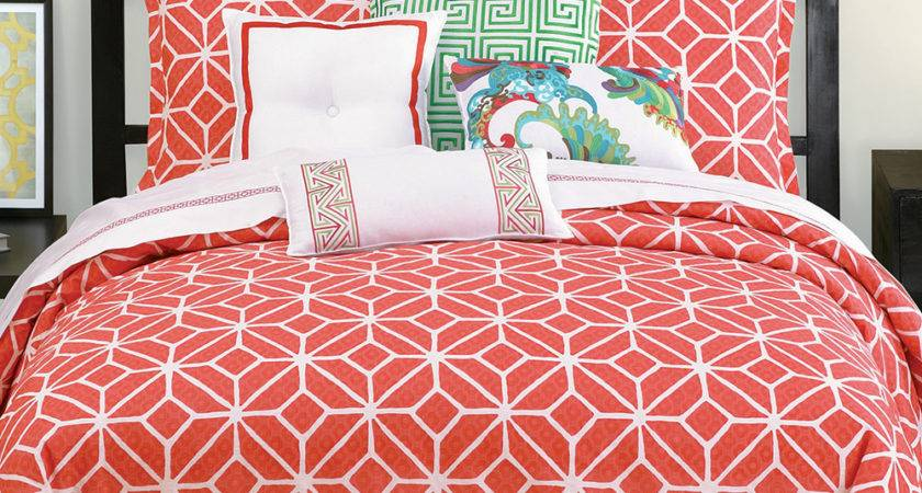 Coral Colored Comforters Ideas Decor Trends Does