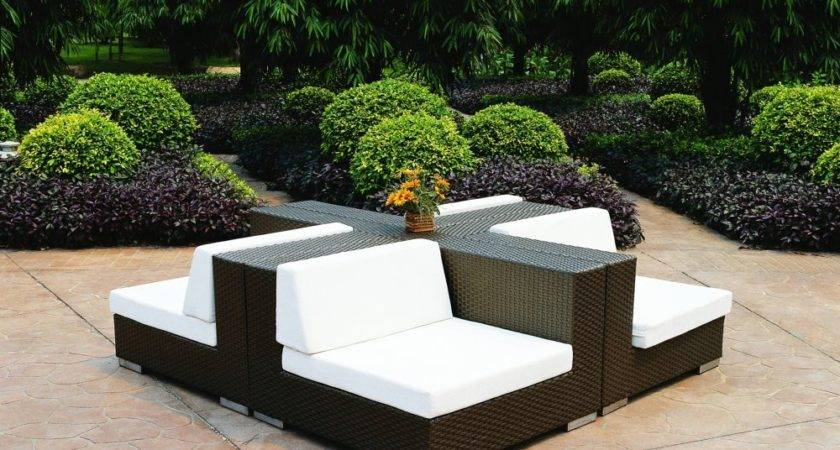 Corner Patio Furniture Chicpeastudio