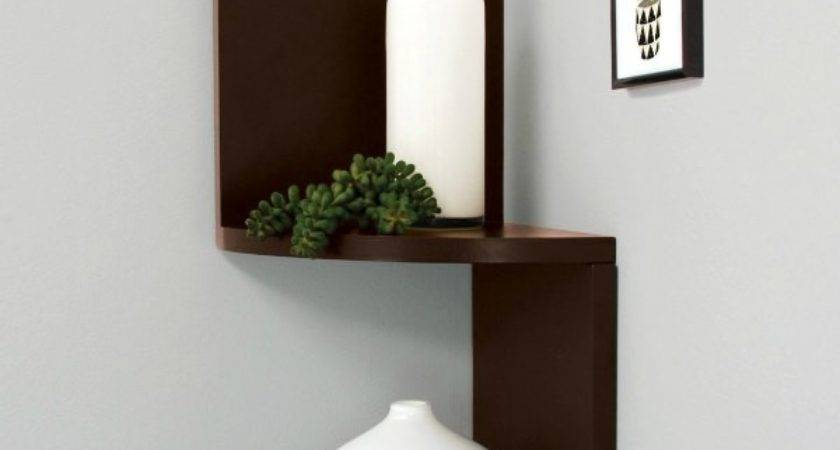 Corner Shelf Ideas Love Ambie
