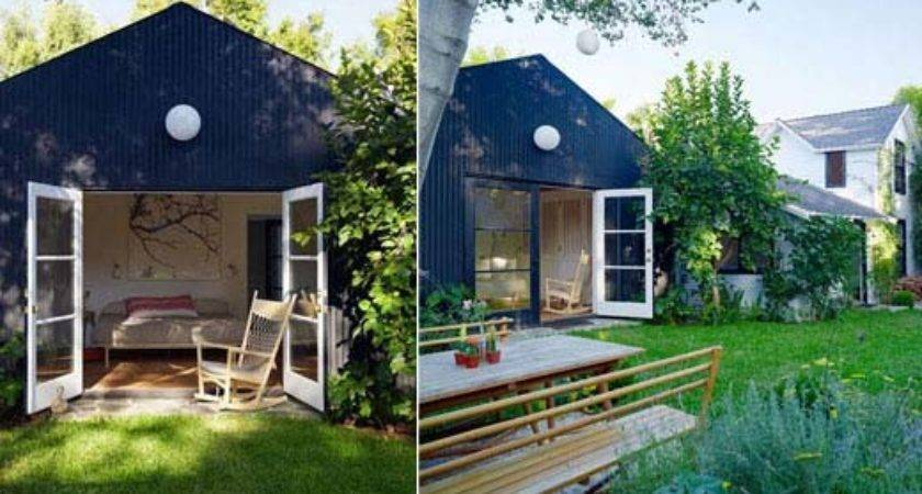 Cottage Guest House Designs Alexandra Angle