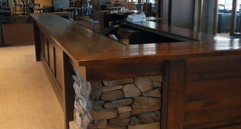 Countertops Table Tops Bar Wood Kitchen