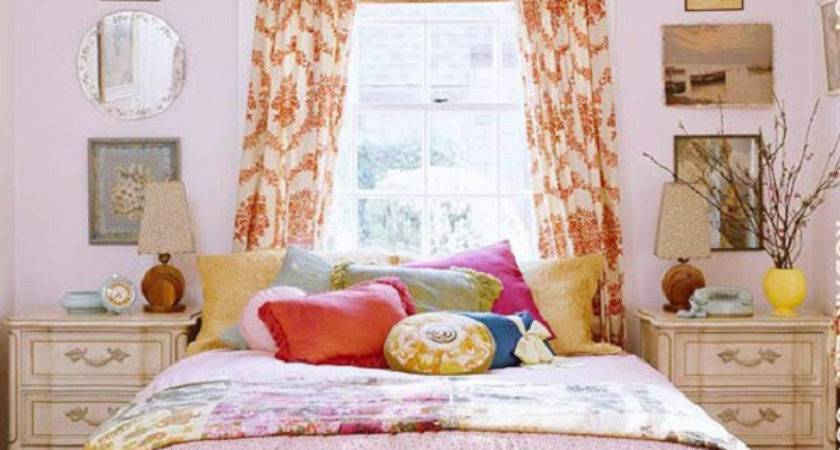 Country Cottage Bedroom Decorating Ideas Decoration