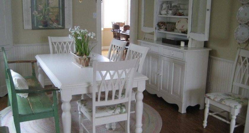 Country Cottage Dining Room Dmdmagazine Home Interior