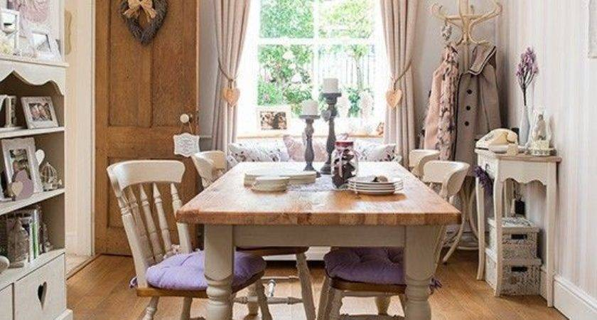 Country Cottage Dining Room Ideas Peenmedia