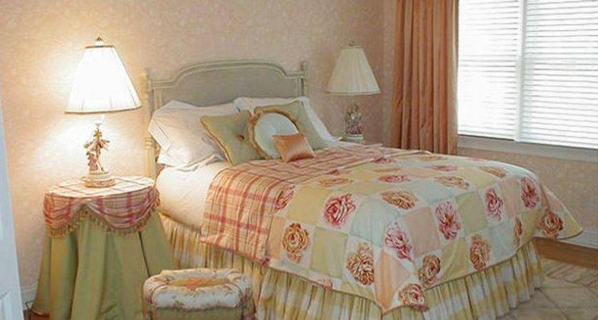 Country Cottage Style Bedrooms French