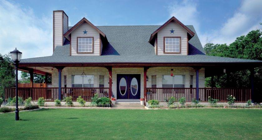 Country Homes Plans Porches