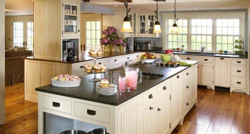Country Kitchen Design Decorating Ideas