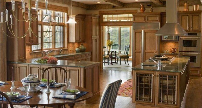 Country Style Interior Design Home