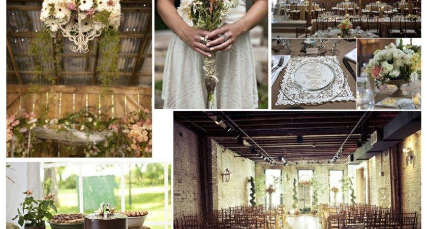 Country Style Wedding Decorations Decoration