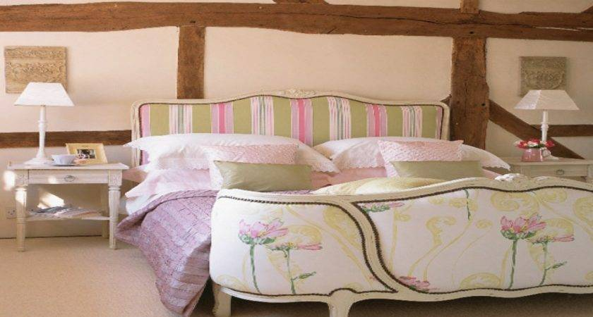 Country Themed Bedroom French Design